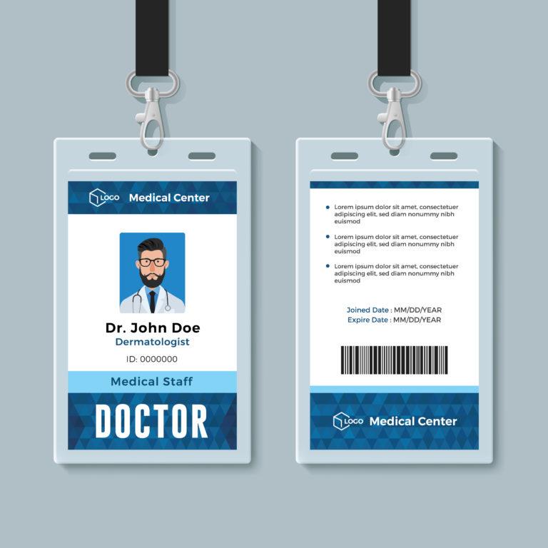 ID Card Unik